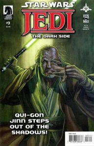 Star Wars: Jedi - The Dark Side #3 (2011)