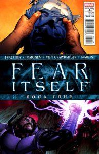 Fear Itself #4 (2011)