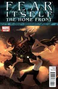 Fear Itself: The Home Front #4 (2011)