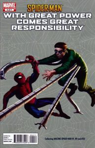 Spider-Man: With Great Power Comes Great Responsibility #4 (2011)