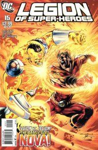 Legion of Super-Heroes #15 (2011)