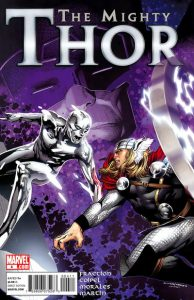 The Mighty Thor #4 (2011)