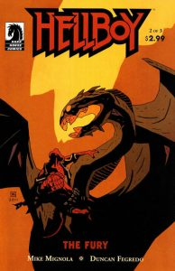 Hellboy: The Fury #2 [56] (2011)