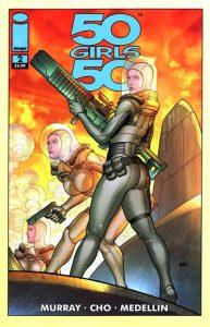 50 Girls 50 #2 (2011)