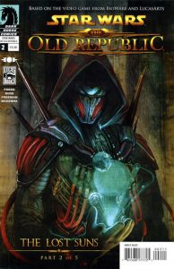 Star Wars: The Old Republic - The Lost Suns #2 (2011)