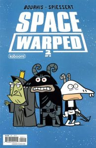 Space Warped #2 (2011)