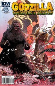 Godzilla: Gangsters and Goliaths #2 (2011)