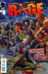 Rage #2 (2011)