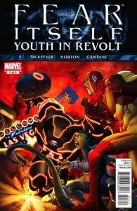 Fear Itself: Youth in Revolt #3 (2011)