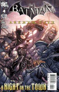 Batman: Arkham City #4 (2011)