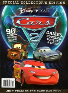 Cars 2 Official Movie Special #[nn] (2011)