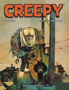 Creepy Archives #10 (2011)