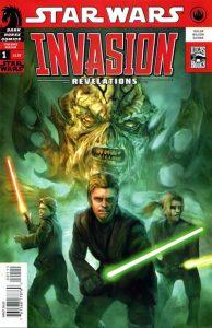 Star Wars: Invasion - Revelations #1 (2011)