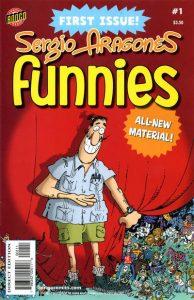 Sergio Aragonés Funnies #1 (2011)