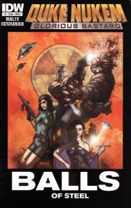 Duke Nukem: Glorious Bastard #1 (2011)