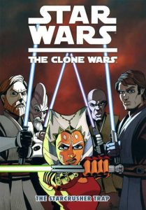 Star Wars: The Clone Wars - The Starcrusher Trap #[nn] (2011)