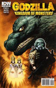 Godzilla: Kingdom of Monsters #5 (2011)