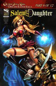 Grimm Fairy Tales: Dream Eater Saga #6 (2011)