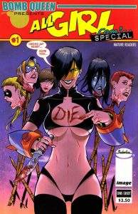 Bomb Queen Presents All-Girl Special #[nn] (2011)