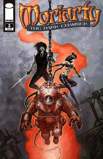 Moriarty #3 (2011)