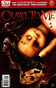 Crawl to Me #1 (2011)