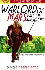 Warlord of Mars: Fall of Barsoom #1 (2011)