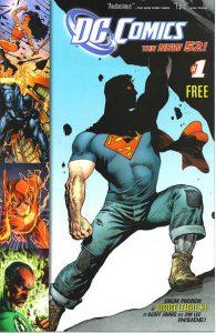 DC Comics: The New 52 #1 (2011)