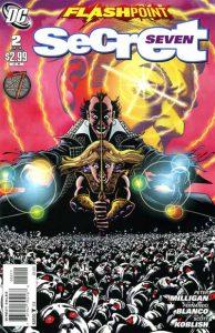 Flashpoint: Secret Seven #2 (2011)