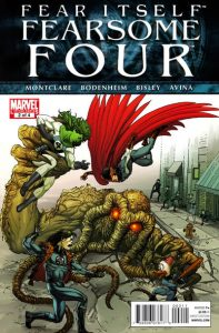 Fear Itself: Fearsome Four #2 (2011)