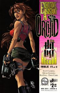 Executive Assistant: Orchid #1 (2011)