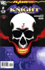 Flashpoint: Batman Knight of Vengeance #2 (2011)