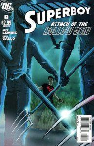 Superboy #9 (2011)