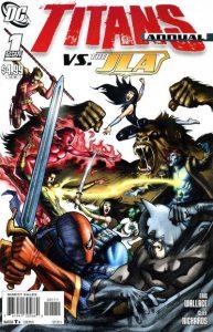 Titans Annual #1 (2011)
