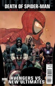 Ultimate Avengers Vs. New Ultimates #6 (2011)