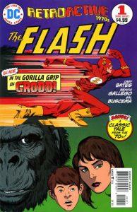DC Retroactive: Flash - The '70s #1 (2011)