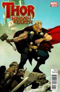 Thor: Heaven & Earth #1 (2011)