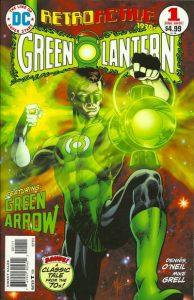 DC Retroactive: Green Lantern - The '70s #1 (2011)