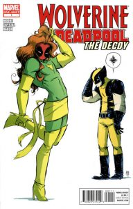 Wolverine / Deadpool: The Decoy #1 (2011)