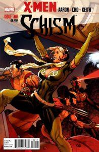 X-Men: Schism #2 (2011)