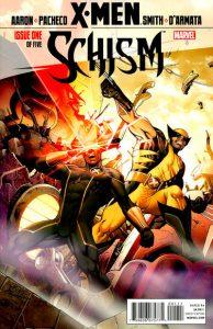 X-Men: Schism #1 (2011)