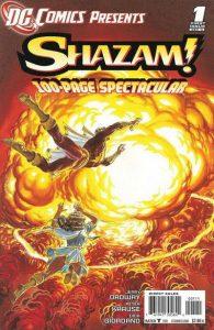 DC Comics Presents: Shazam #1 (2011)