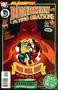 Flashpoint: Deadman and the Flying Graysons #2 (2011)