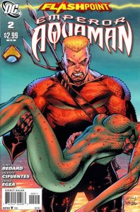 Flashpoint: Emperor Aquaman #2 (2011)