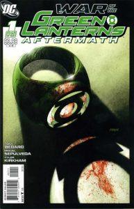 War of the Green Lanterns: Aftermath #1 (2011)