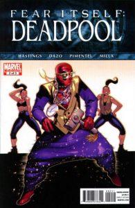 Fear Itself: Deadpool #2 (2011)