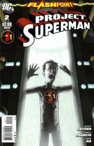 Flashpoint: Project Superman #2 (2011)