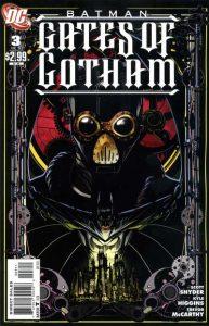 Batman: Gates of Gotham #3 (2011)