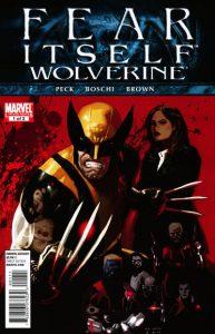 Fear Itself: Wolverine #1 (2011)