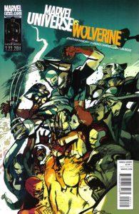Marvel Universe vs. Wolverine #2 (2011)