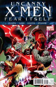 The Uncanny X-Men #541 (2011)